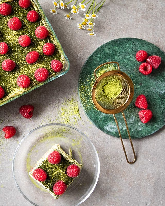 Take a classic tiramisu, add the sweetness of raspberries and the slight bitterness of green tea matcha powder and you'll accidentally (@wasissthanna 🙌) end up with a perfectly balanced, seasonal dessert that you'll fall in love with even when you're… https://t.co/vR2xSpMdI3 https://t.co/i9OyL7xiDy