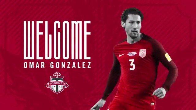 Toronto FC's photo on Omar González
