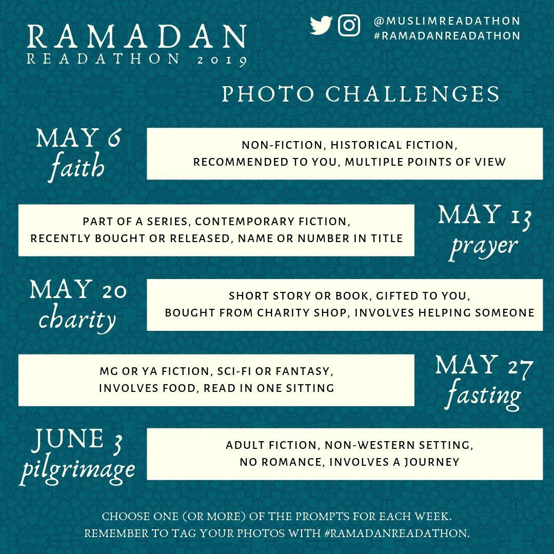 RamadanReadathon (@MuslimReadathon) | Twitter