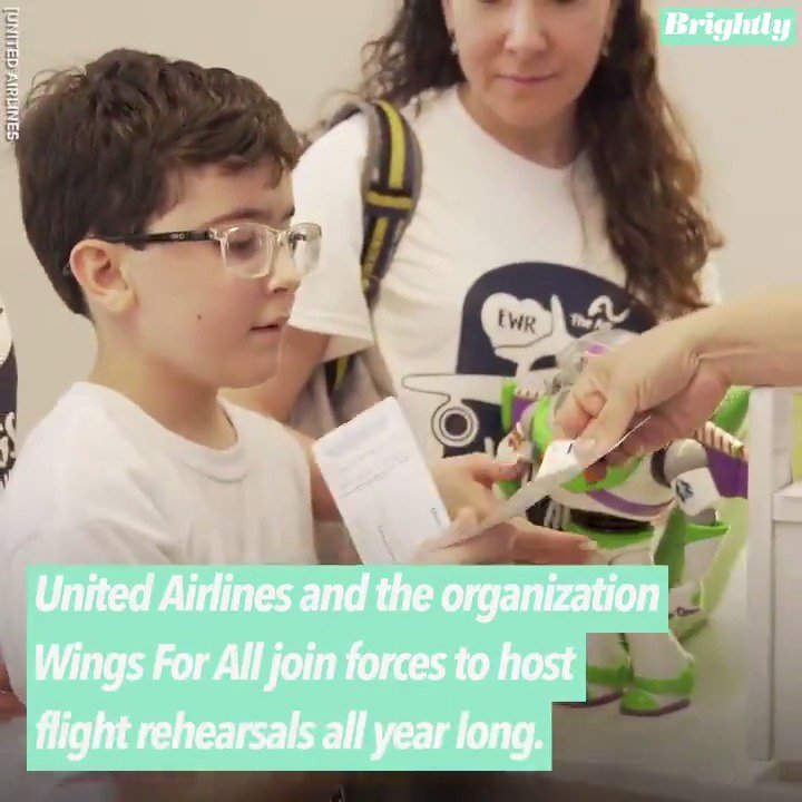 This @united program helps to reduce travel stress for individuals with disabilities. gma.abc/2Z8WSF9