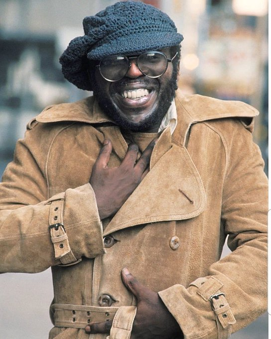 Happy 77th Birthday to Curtis Mayfield