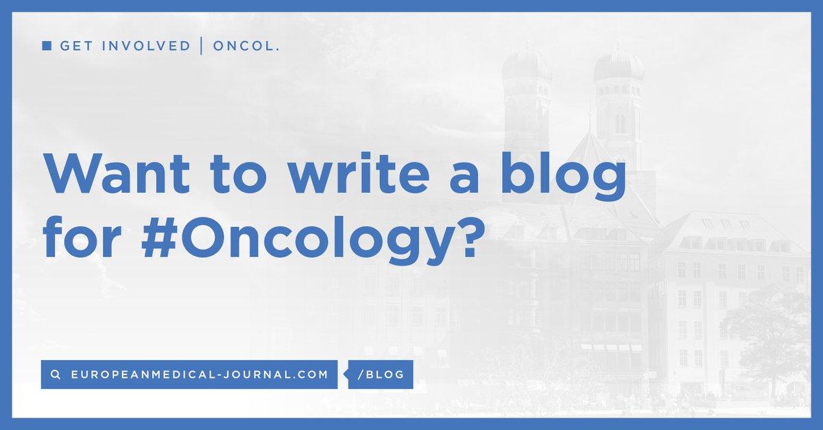 EMJ Oncology on Twitter:
