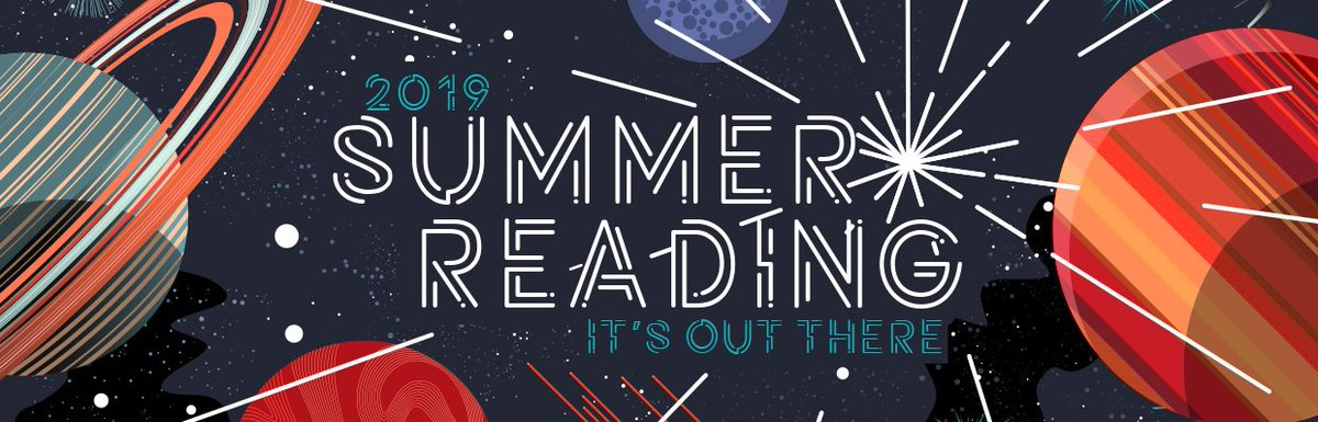 Great way to keep reading this summer! #NoSummerReadingLoss