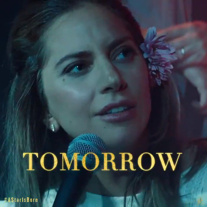 Own #AStarIsBorn  Encore with extended scenes and never before seen footage tomorrow.   http://www.astarisbornmovie.com/#/Buynow/