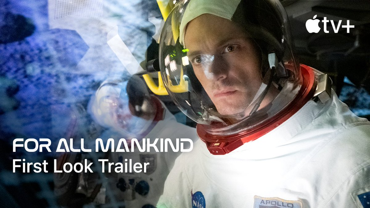 What if the space race had never ended?   #ForAllMankind is coming this Fall to Apple TV+.   Here's an official first look. #WWDC19