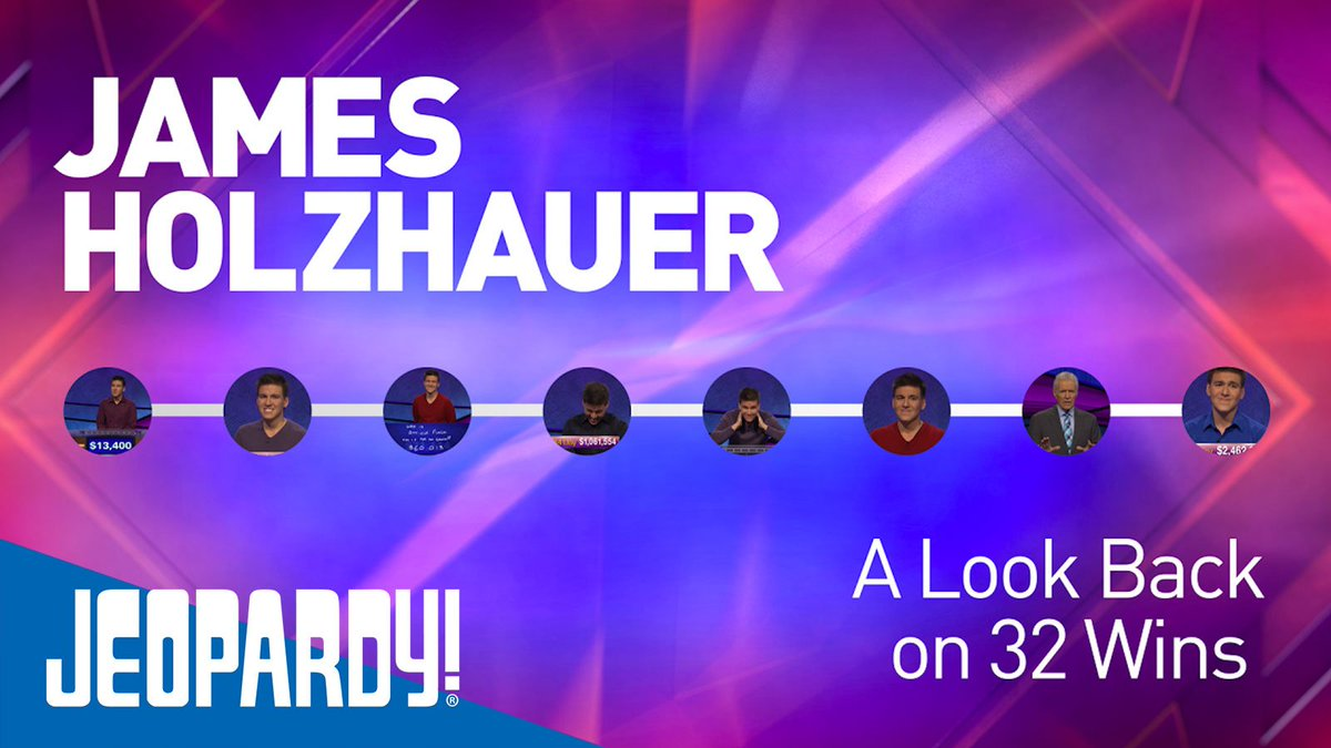 Jeopardy! Tracker: James Holzhauer's final stats, cash totals after streak ends short of money record