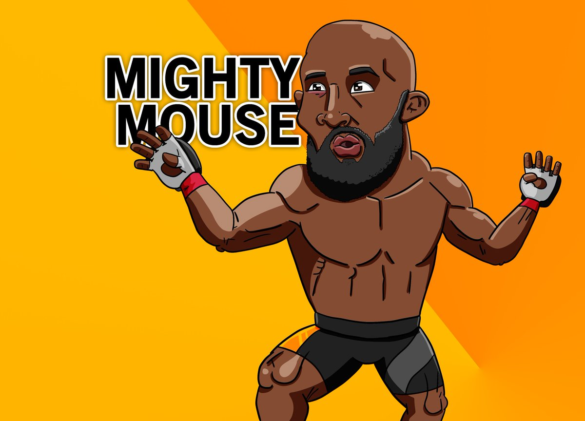 Recently been watching a lot of @MightyMouse . The more I watch MMA the more I can appreciate his flawless technique. The only DJ fight I really watched live was Cejudo 2, and despite the loss I really became a fan and regret not supporting him sooner. #demetriousjohnson #ONE 🐭