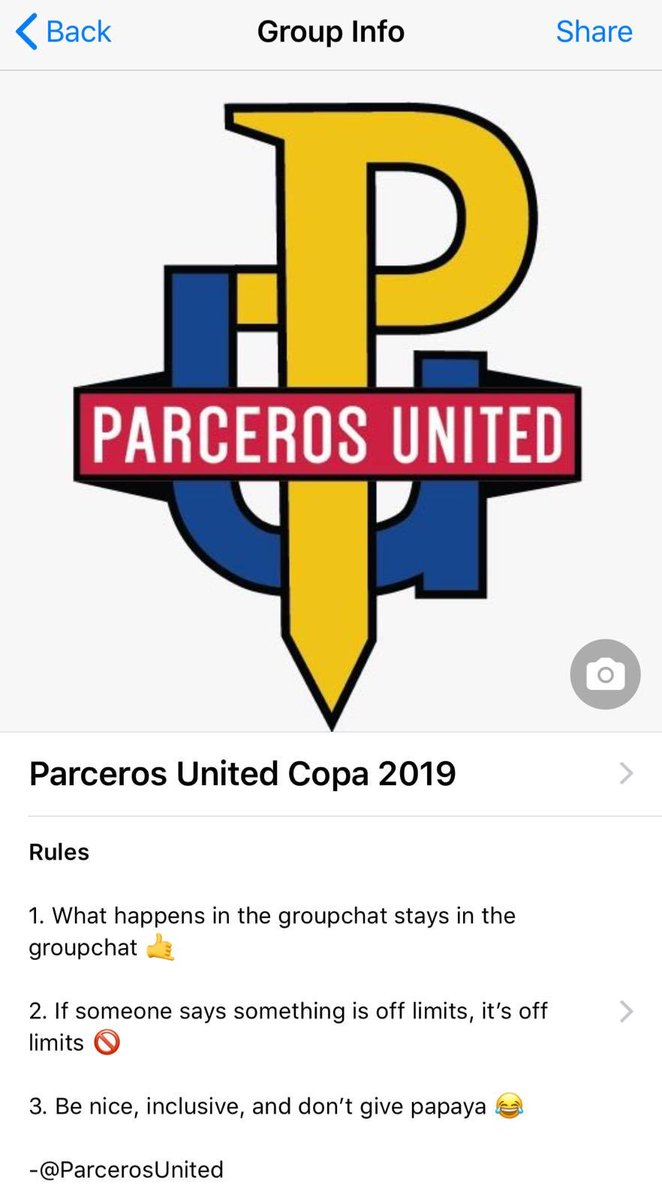 Parceros United on Twitter: