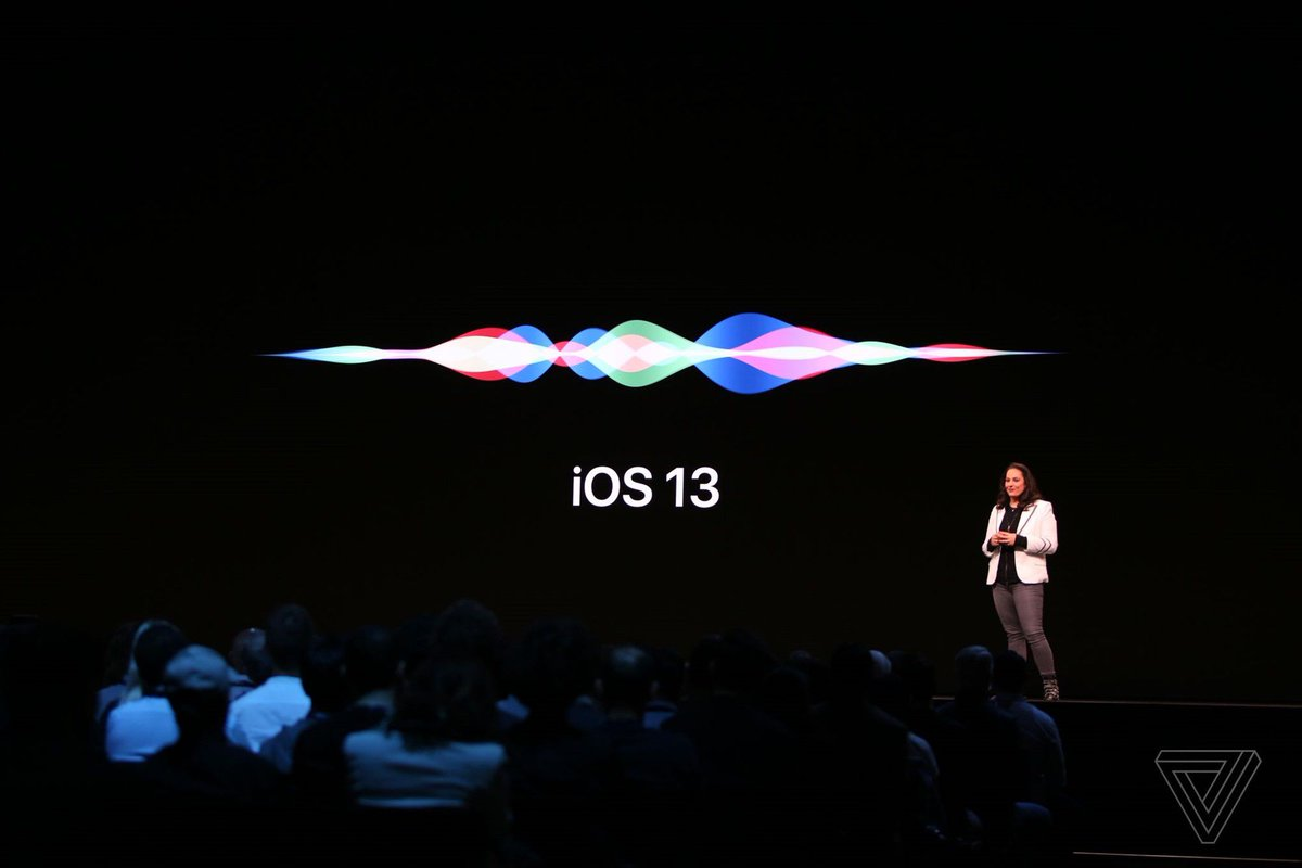 Siri is getting a new voice in iOS 13 https://www.theverge.com/2019/6/3/18650906/siri-new-voice-ios-13-iphone-homepod-neutral-text-to-speech-technology-natural-wwdc-2019?utm_campaign=theverge&utm_content=chorus&utm_medium=social&utm_source=twitter …