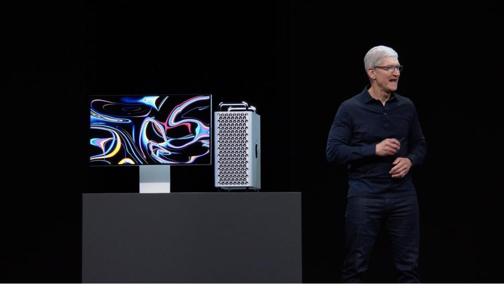 Apple announces the new Mac Pro at