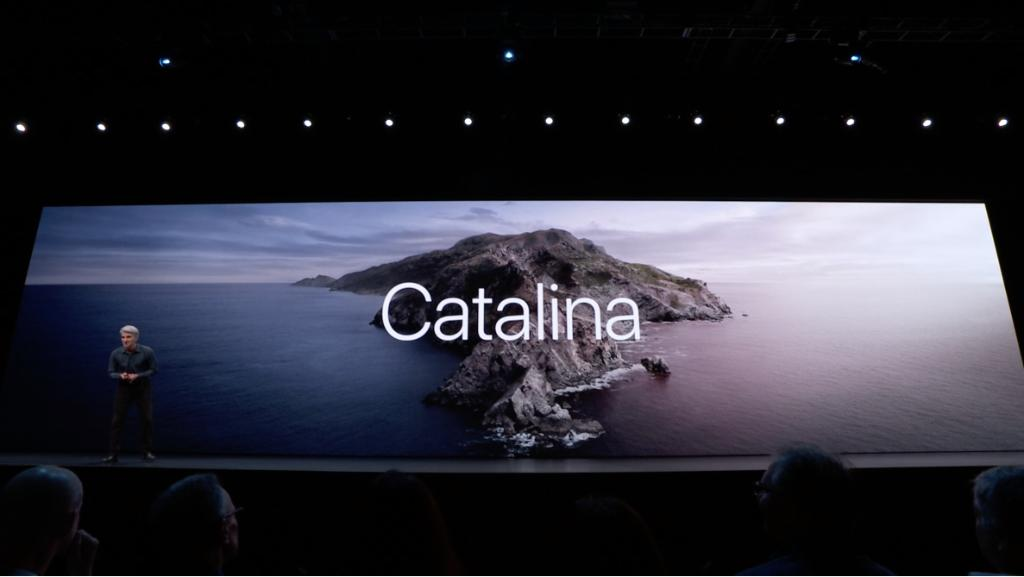 Apple announces the new MacOS name as MacOS Catalina