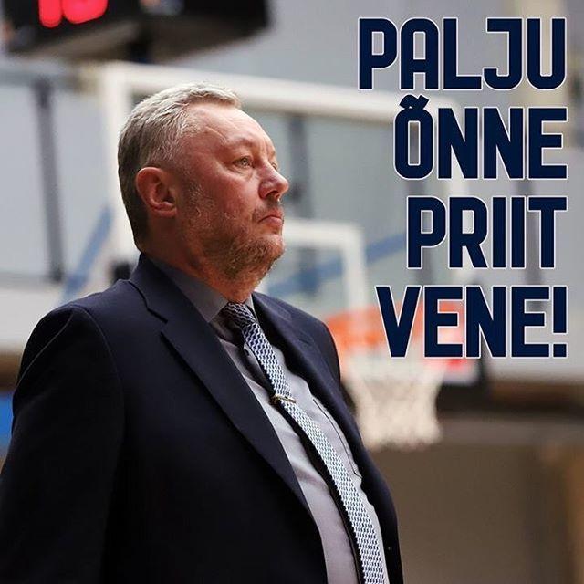 test Twitter Media - Meie peatreener Priit Vene tähistab täna oma 52. sünnipäeva. Palju õnne, Priit!  Kui ühined õnnesooviga, siis ❤️ https://t.co/WnHF75psoc https://t.co/JIgOKHrgMr