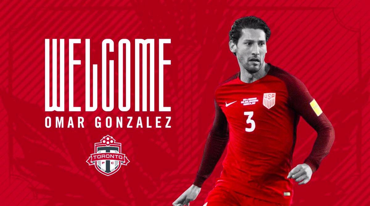 Sp_ | MLS's photo on Omar González