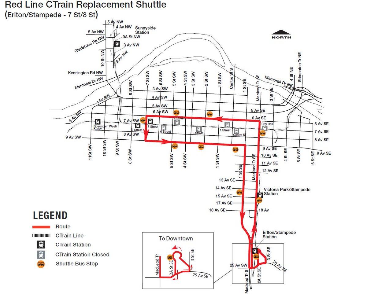 Calgary Transit on Twitter: