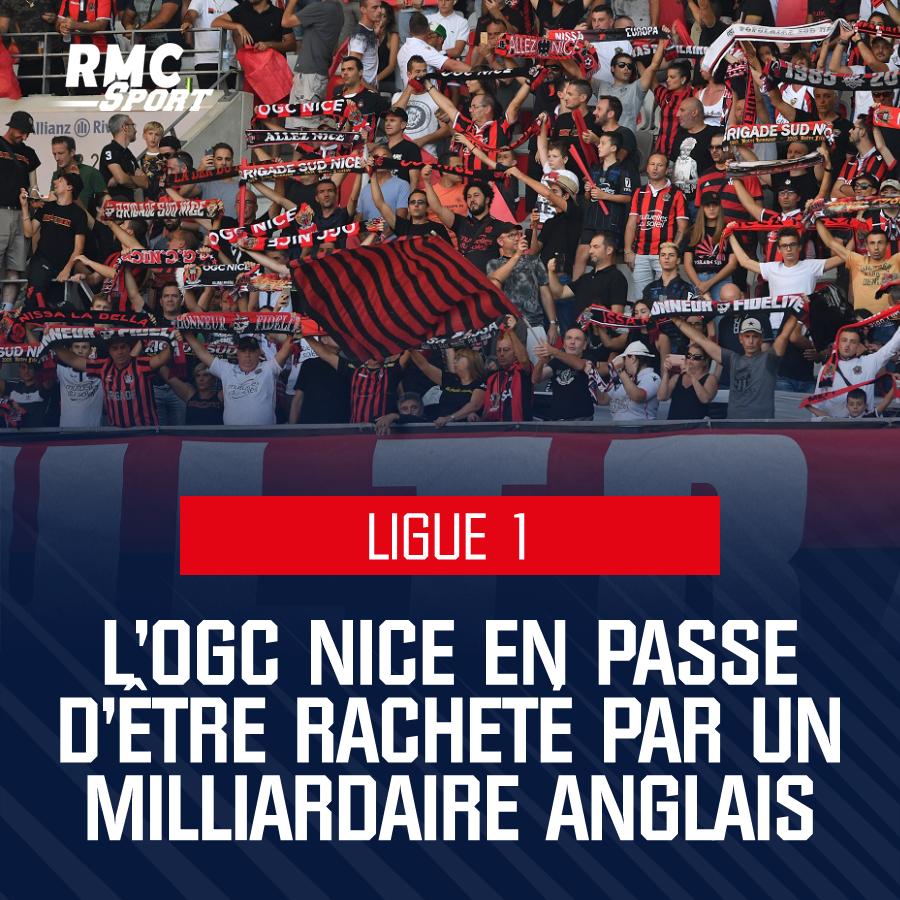 RMC Sport's photo on OGC Nice