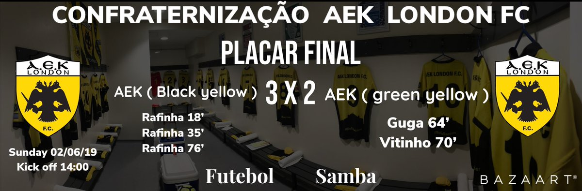 Aek London FC (@AeklondonfcAek) | Twitter