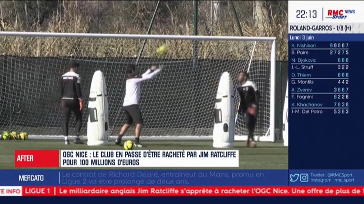 After Foot RMC's photo on OGC Nice
