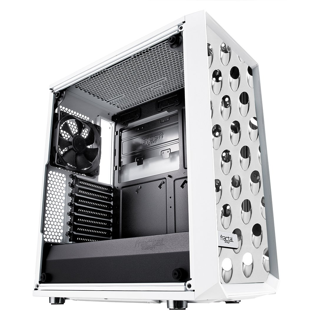 For PC gamers who want the Apple aesthetic, Fractal Design