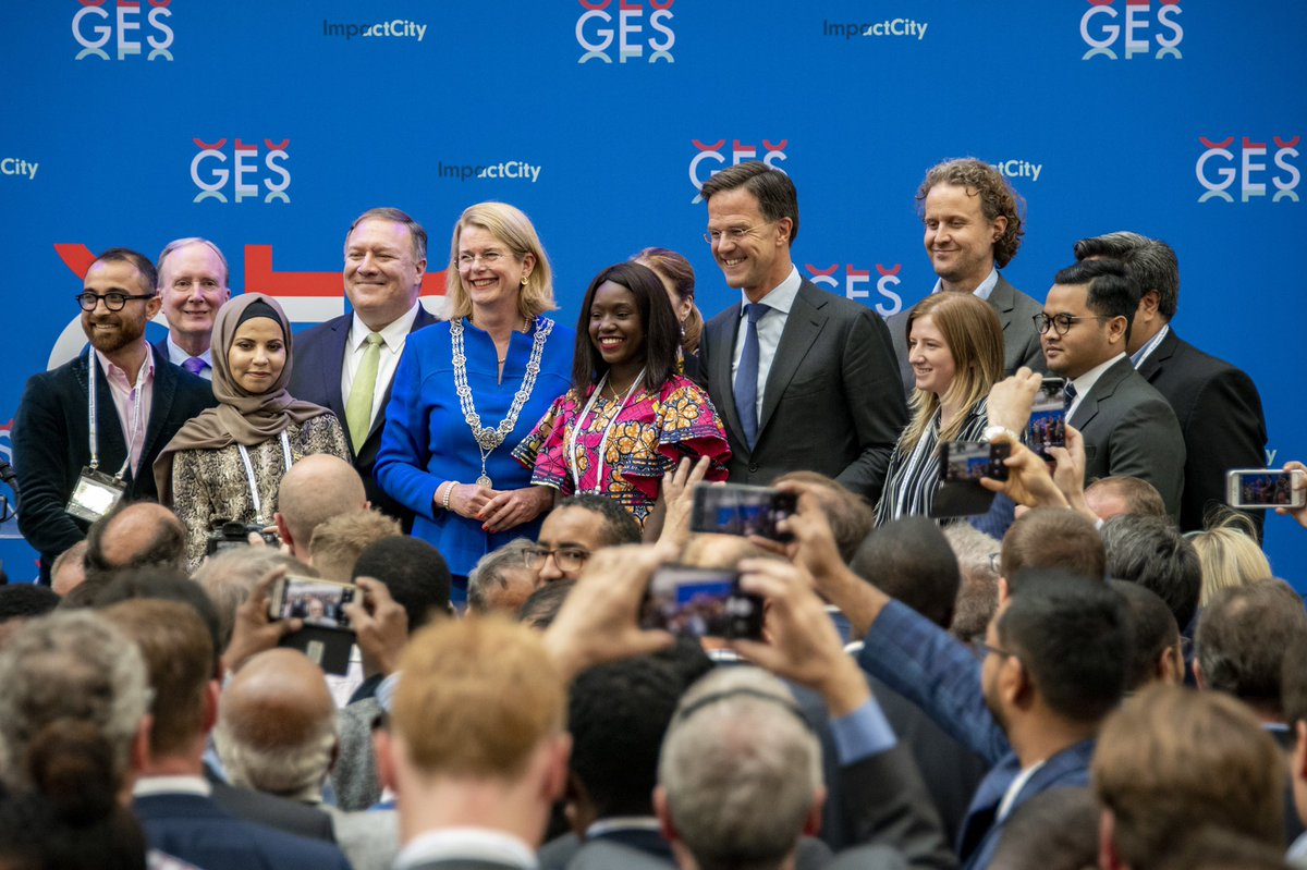 6f9d90ed With events like #GES2019, we are proud to help entrepreneurs do what they  do best: solve problems and create value for the world.pic.twitter .com/1NGrxjOk9q