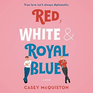 I don't have enough words to describe how I feel about this book. I #loveit. I want it tattooed on my face. I want it to be true. @casey_mcquiston has written what we've been waiting for: the #love, the #acceptance, the #triumph--I see the #future in this book. #HistoryHuh?