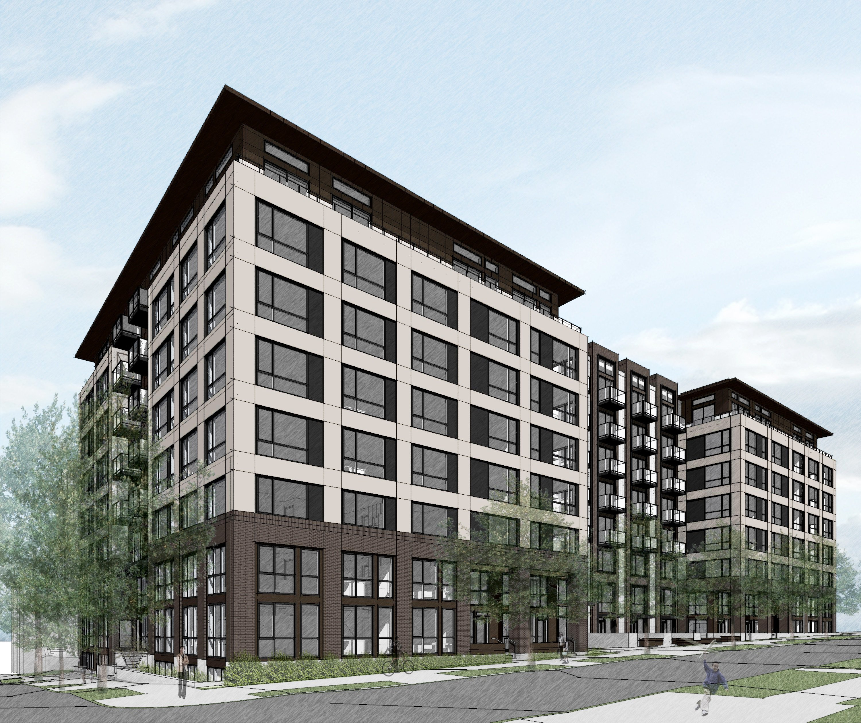 Excited for our First Hill project to move forward…