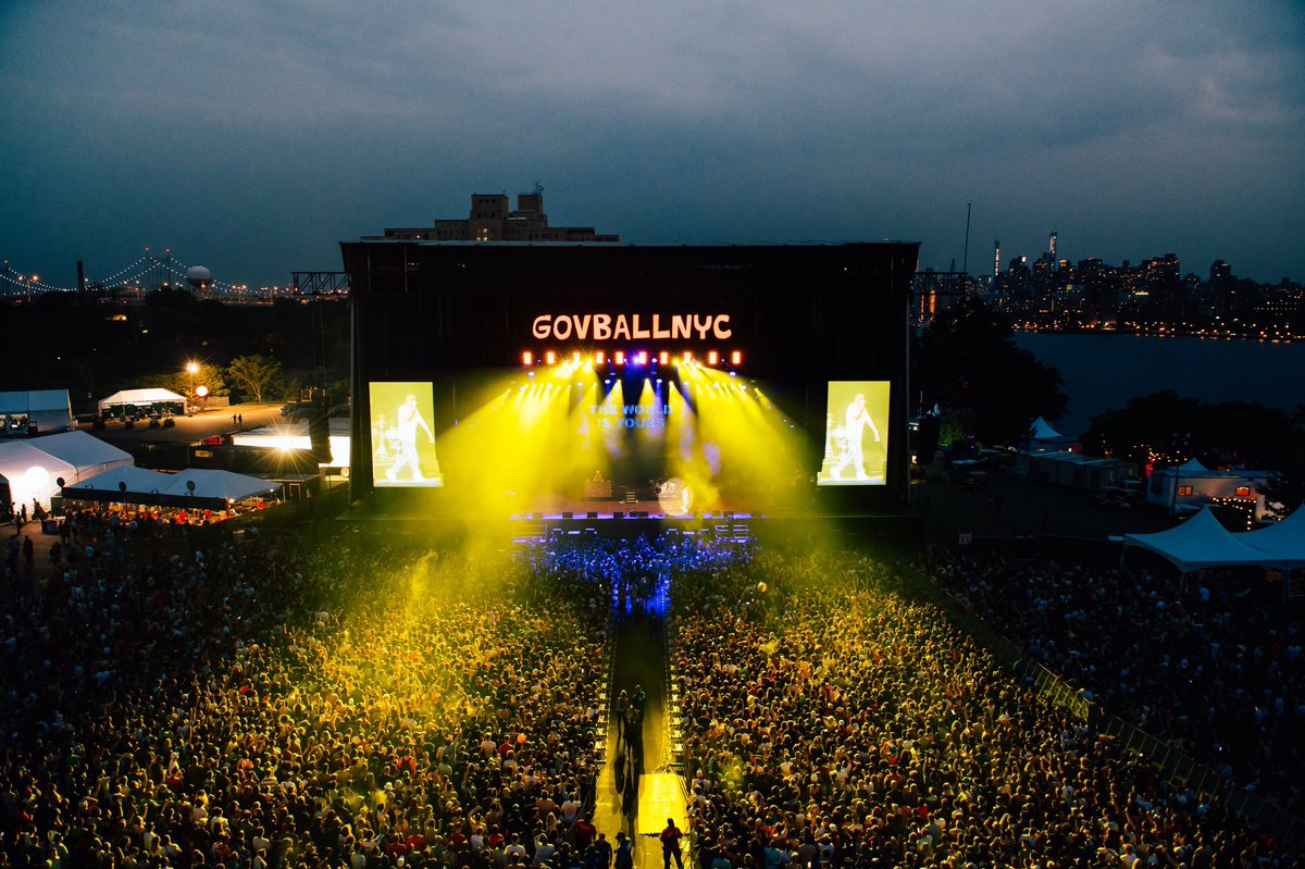 Governors Ball 2021 dates