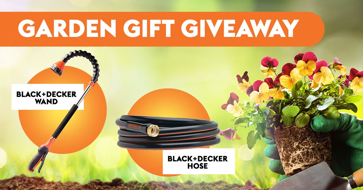 Who wants to win our Garden Gift Giveaway? Follow @CasinoWoodbine and comment below for a chance to enter. Contest ends 06/16. Good luck! Full rules: http://bit.ly/2ERXaID