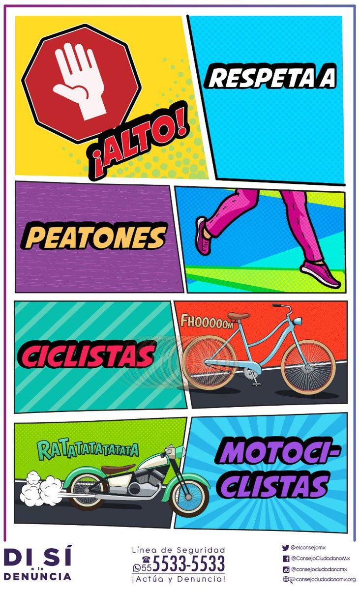 ¡Felicidades a las y los ciclistas! 🥳🚴♀En este #DíaMundialDelaBicicleta promovemos la movilidad segura.¿En tu camino fuiste víctima de un delito? Te brindamos asesoría legal y psicológica en tu #LíneaDeseguridad 5533-5533 ☎ o vía WhatsApp 55 5533-5533 📱#RolaSeguro 🚴♂