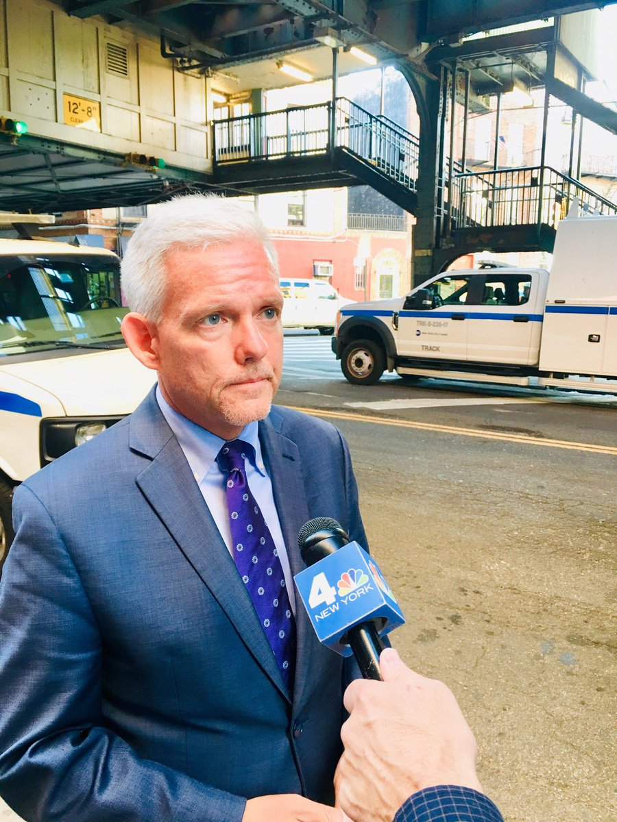 Until the @MTA is 100% certain that the elevated 7 train is safe and secure, they must install protective netting and other emergency measures to guarantee the safety of all Queens residents.