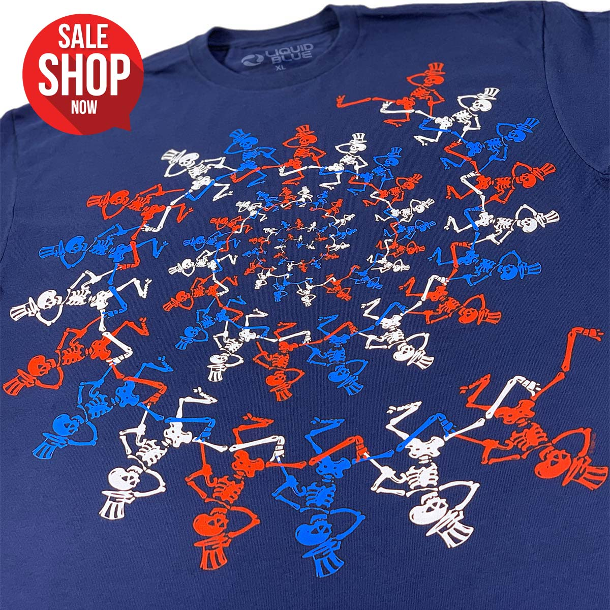 74acab6a1f55 $5.55 Shipping & FREE Shipping over $75** https://mailchi.mp/liquidblue/060319r  … #gratefuldead #deadandcompany #deadco #4thofjuly ...