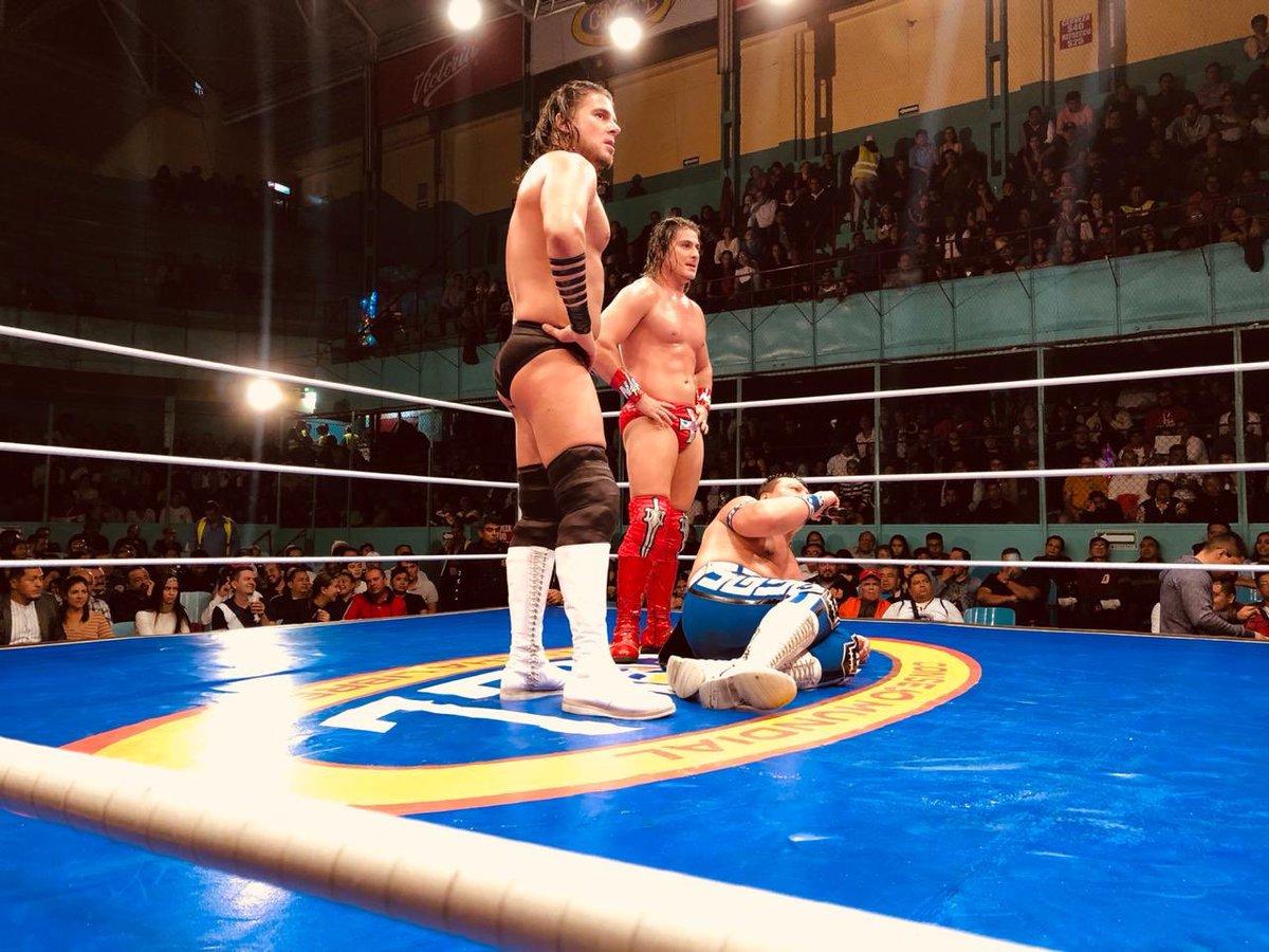 Una mirada semanal al CMLL (Del 30 mayo al 5 junio de 2019) 13