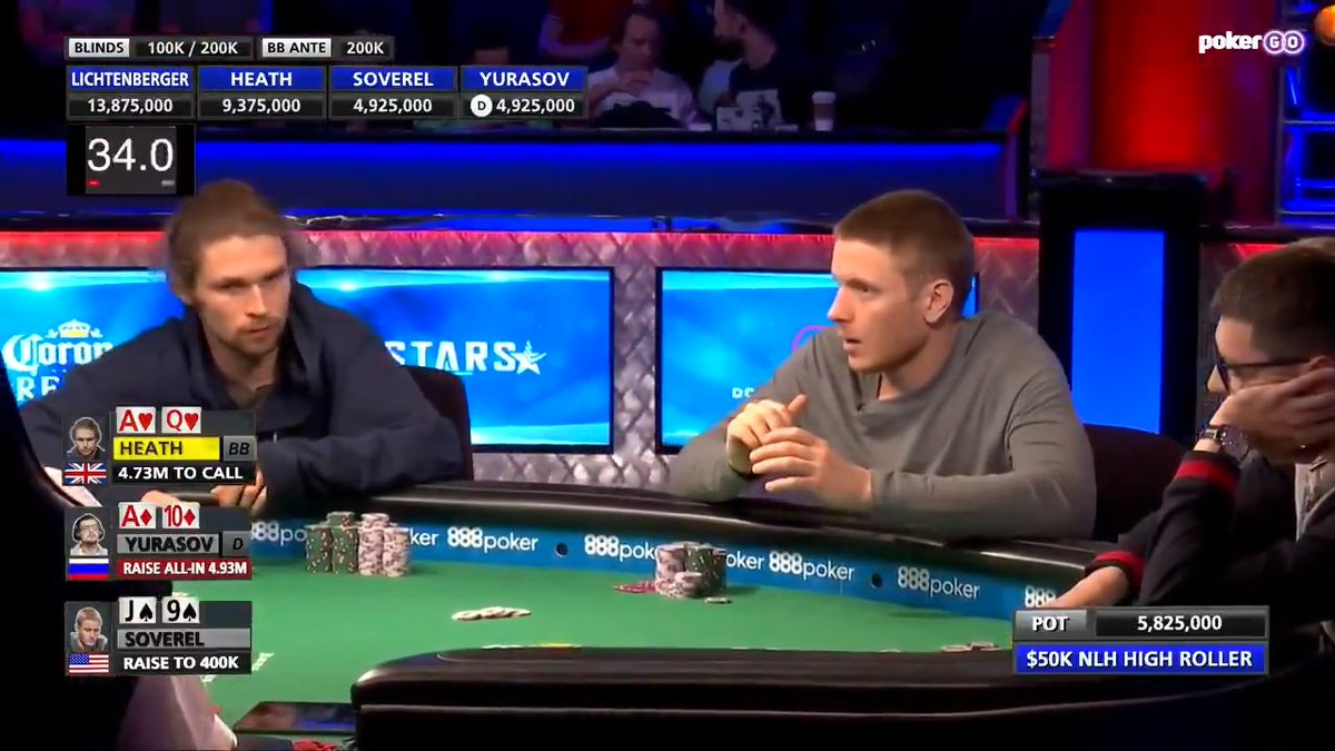 One of the most talked about hands from last year's @WSOP. Thoughts? bit.ly/2U5zzwi 🤔💬⬇️