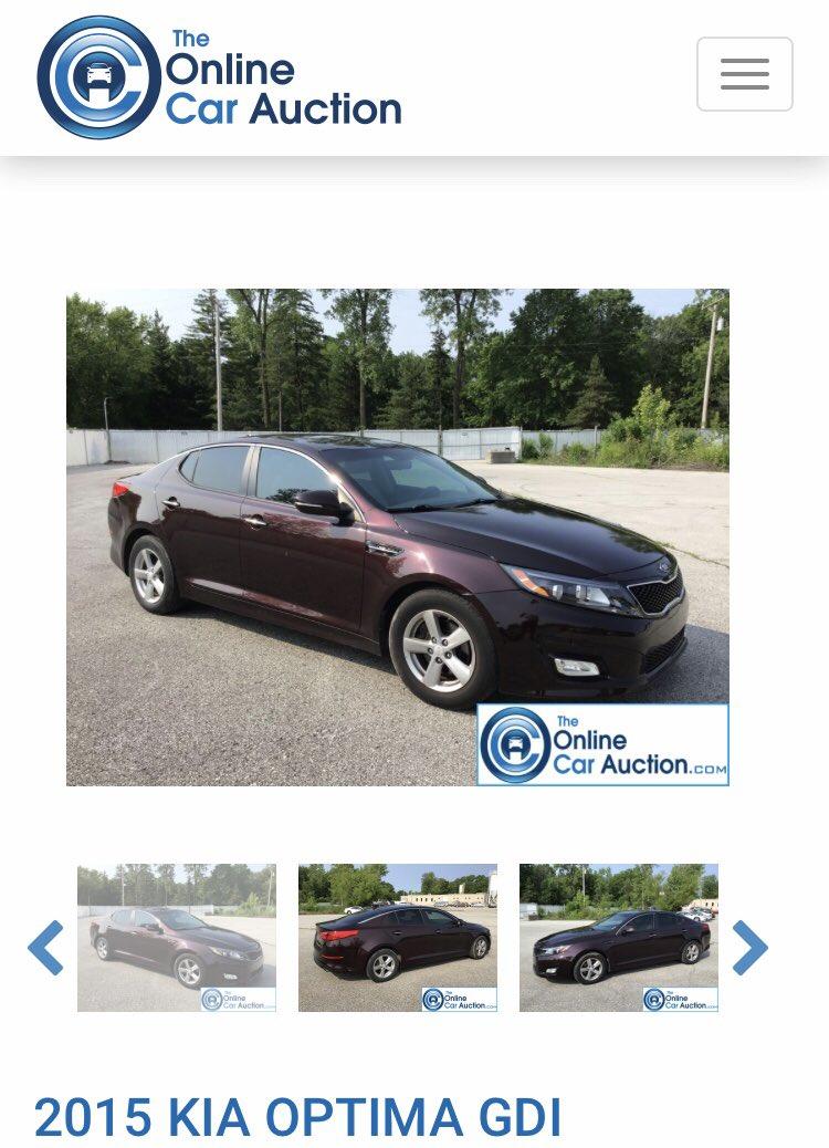 Online Car Auction >> Oca News Tocauction Twitter
