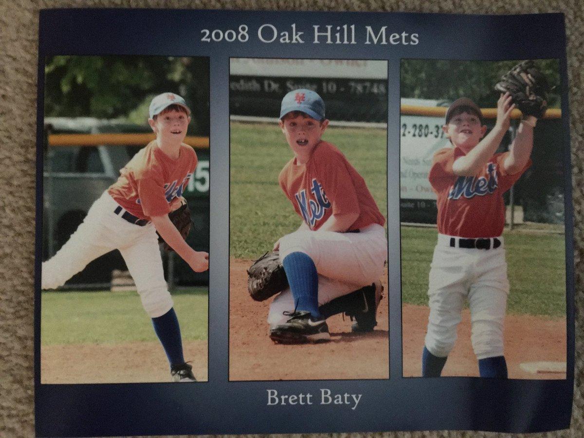 The Wright stuff? Mets take 3B Brett Baty