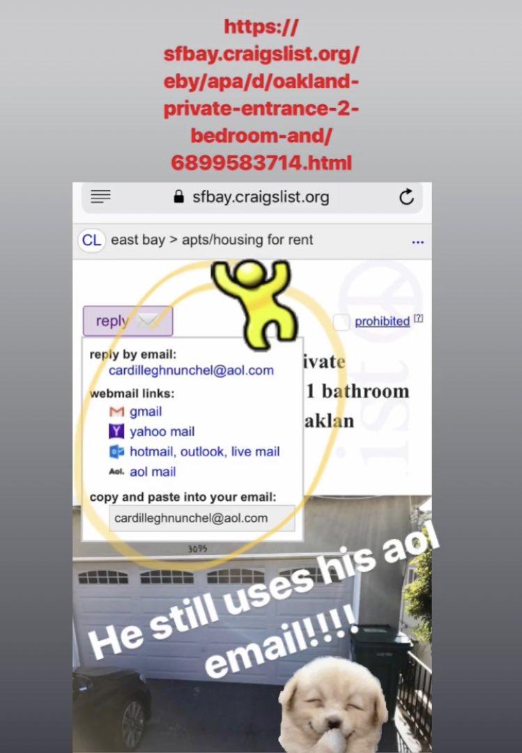 Craigslist hookup Yahoo svar