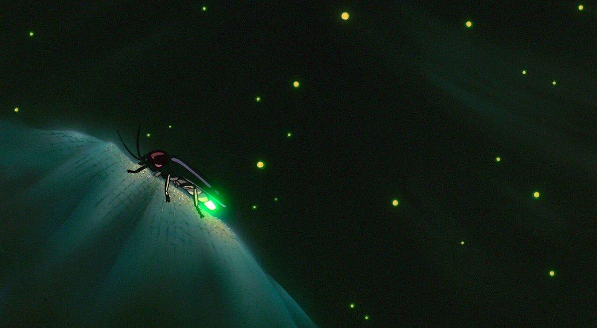 анимация картинки светлячки позы для