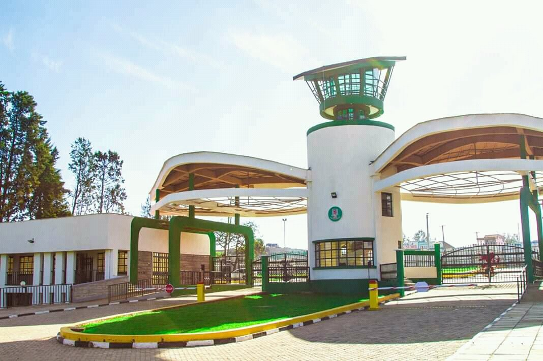 Gate of Knowledge: Uproar as University launches Sh70M gate – Daily