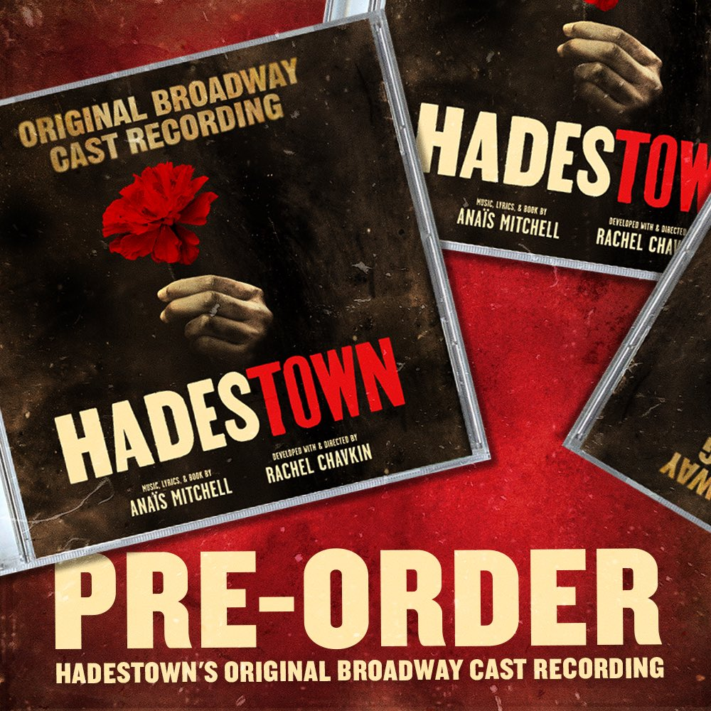 Hadestown On Twitter Excited To Share Three Exclusive