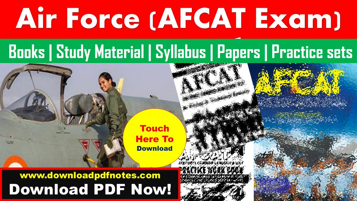 Airforce AFCAT 02/2021 New Exam Pattern and Practice Sets