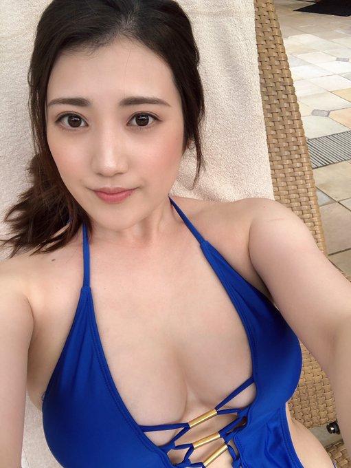 グラビアアイドル草野綾のTwitter自撮りエロ画像47