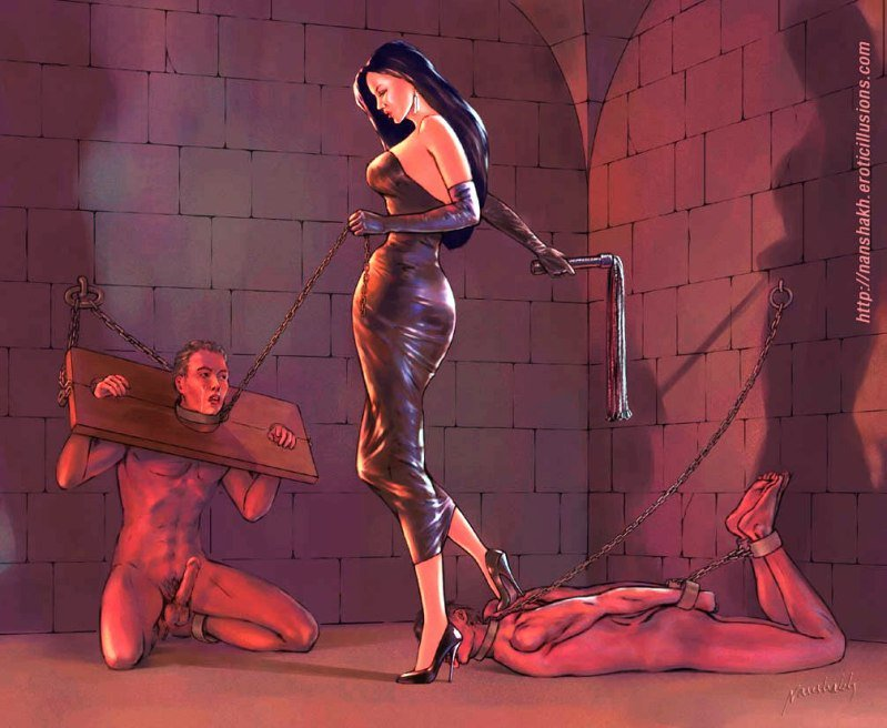 Women In Control Femdom, French Teachers Tickle Torture
