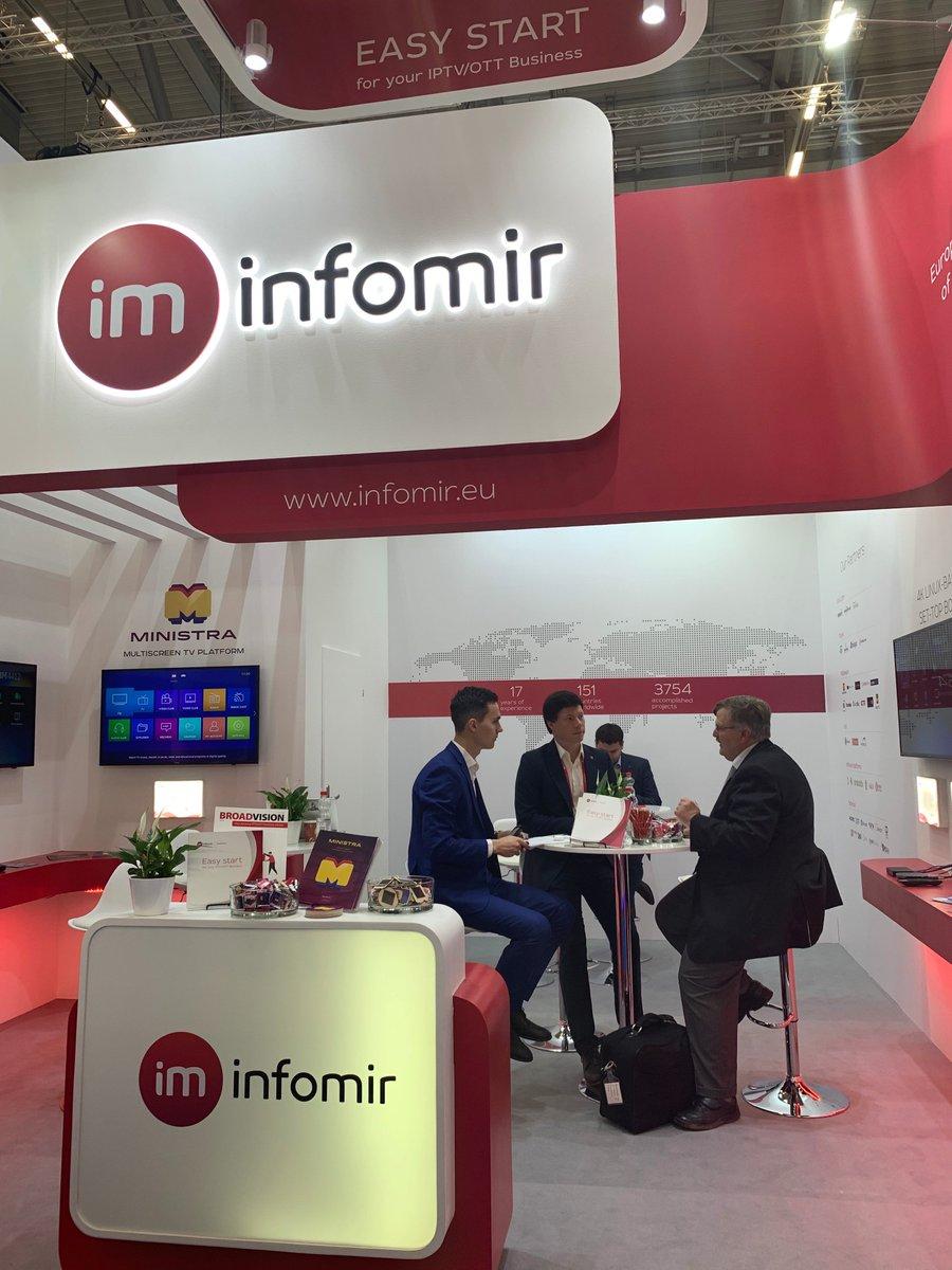 Infomir (@Infomir_eu) | Twitter