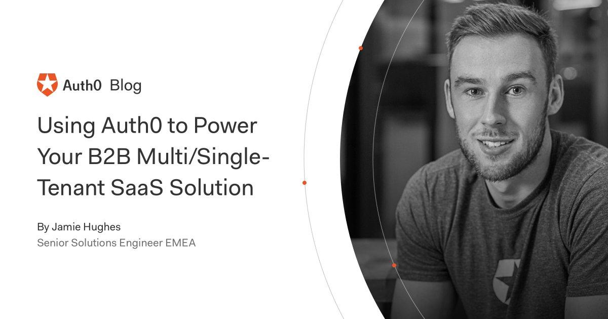 Jamie Hughes, Senior Solutions Engineer EMEA, explains how