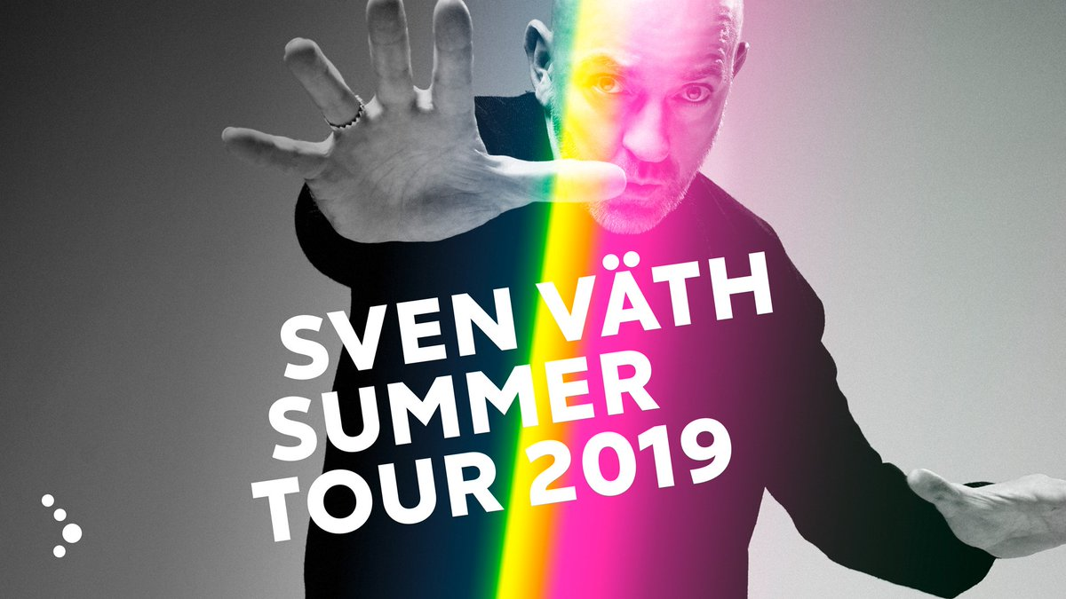 Dear friends, I feel it in my veins – this is going to be an unforgettable summer. My summer tour dates for you here. Join me somewhere along the way. I can smell something special this year and we need to be on the dance floor. Love Sven Tour Dates: cocoon.net/sven-vath/
