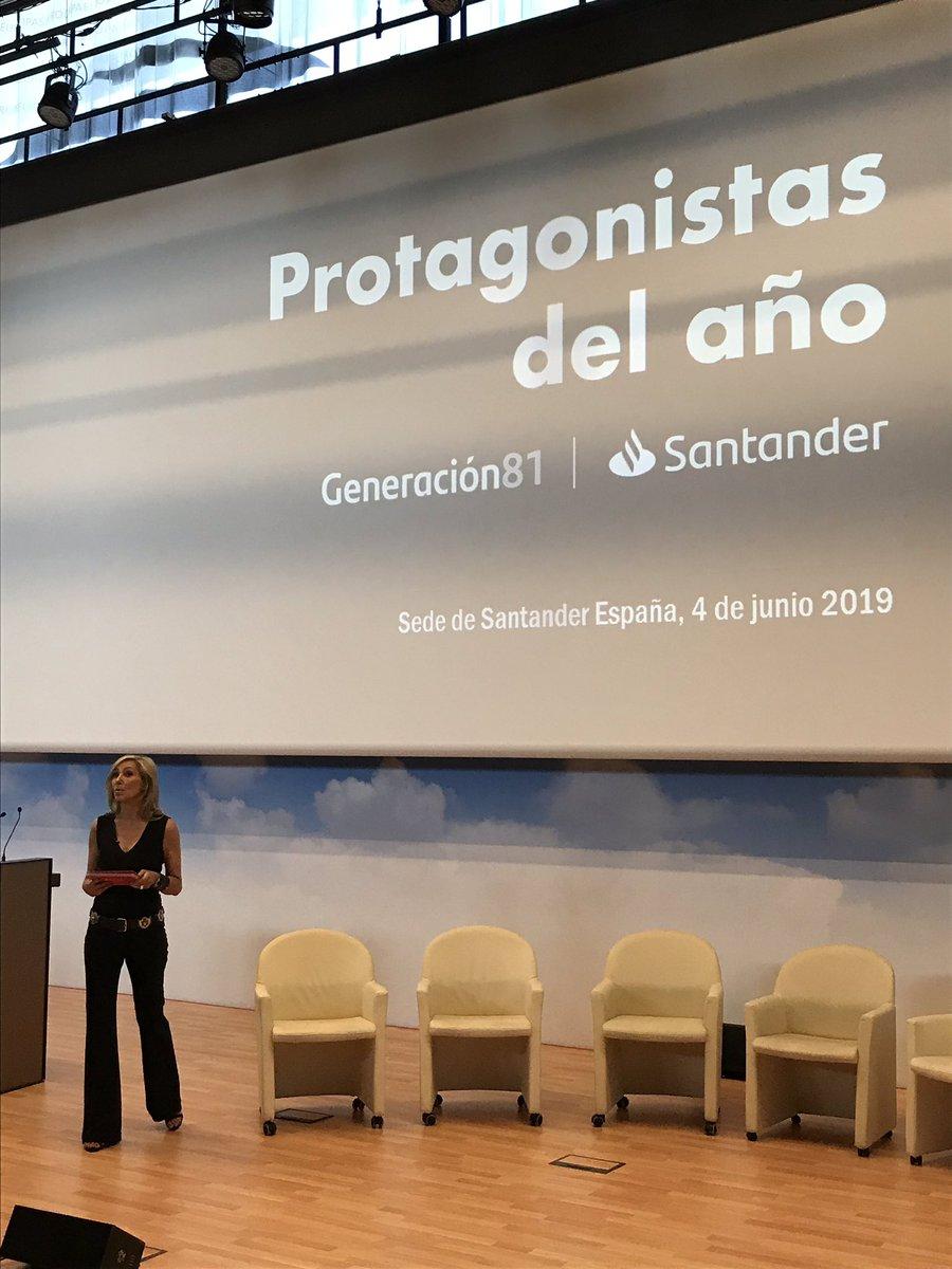 """Arrancamos con #protagonistasdelaño una exposición que estará disponible a partir del 10 de junio y que defiende que """"no puedes ser lo que no puedes ver"""" #generacion81"""