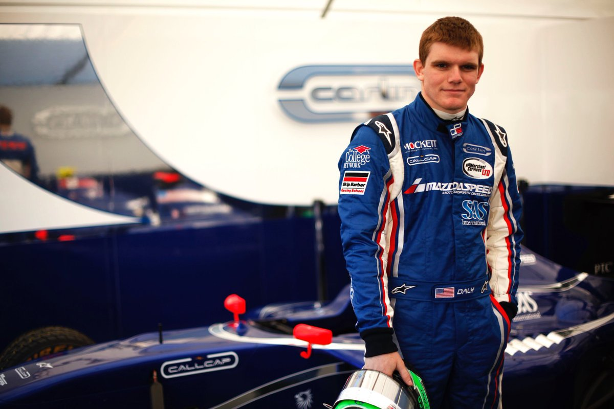 #INDYCAR We have some big news coming into the #DXC600 at @TXMotorSpeedway! @ConorDaly22 will be driving the No. 59 @GallagherGlobal @TeamChevy. Read more here: bit.ly/2WiV7Dy