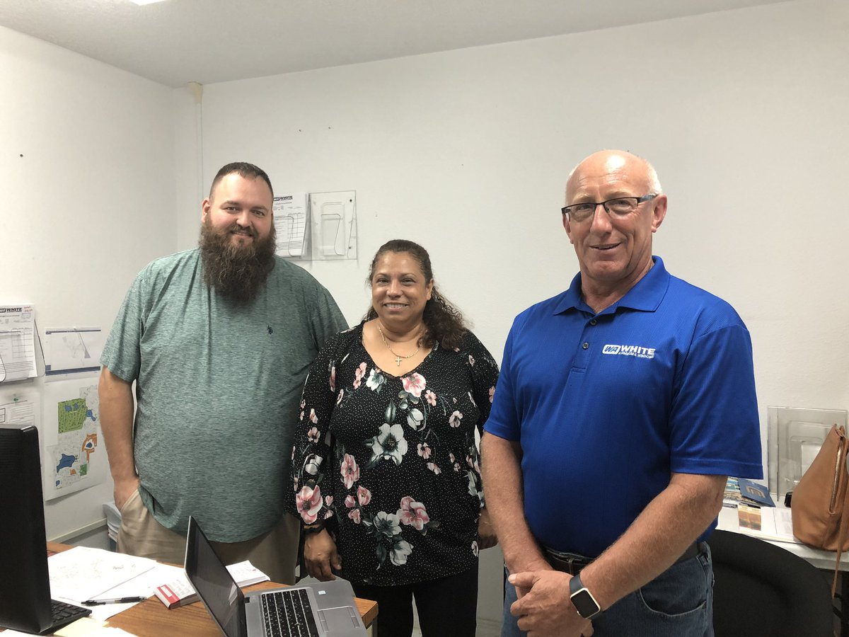 a6b9a19700b Thanks so much to our Teachers in Industry partners White Aluminum for  having Hilda Berrios from Windy Hill Middle to learn about job  opportunities and ...
