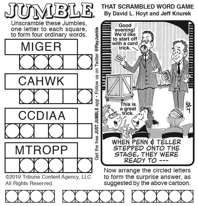 Play Jumble (@PlayJumble) | Twitter