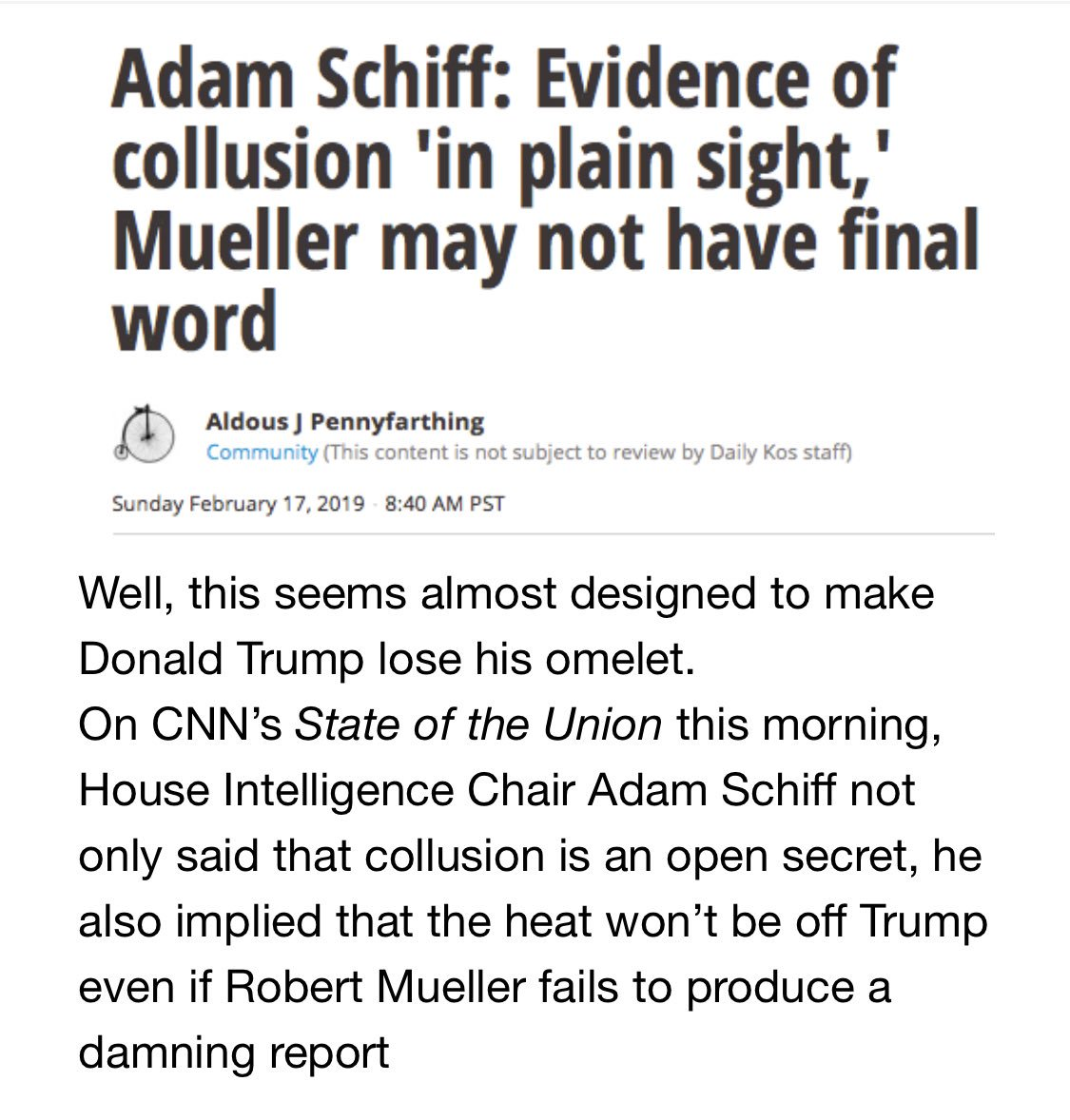 "072d4ea8 ""We may also need to see the #evidence behind that report,"" he said @maddow  https://tinyurl.com/y5nuch28 pic.twitter.com/OmW3ru9fI8"