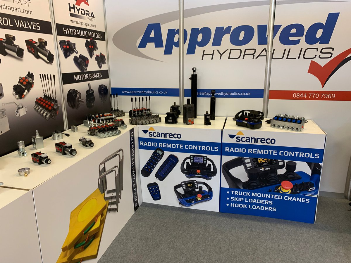 Approved Hydraulics (@ApprovedHyd) | Twitter